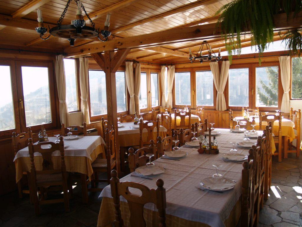 Restaurant – Hotel La Fragua